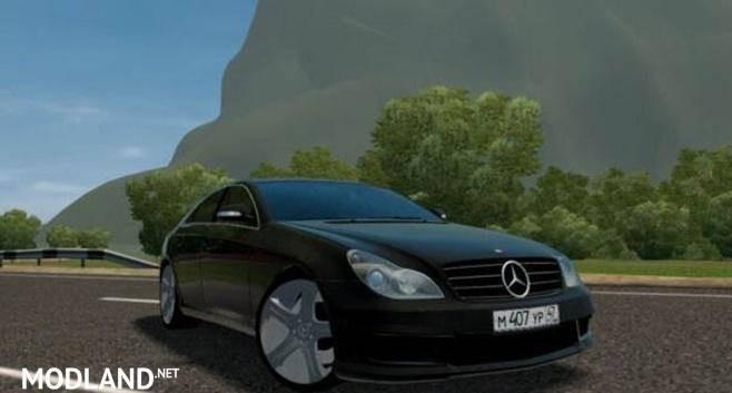 Mercedes-Benz CLS500 W219 [1.5.9]